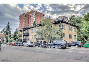 Mission Homes For Sale located at #3 2417 2 ST Sw, Calgary MLS® C4132538 condominiums