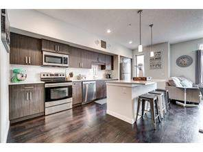 #214 7 Westpark Cm Sw, Calgary West Springs Apartment Real Estate: