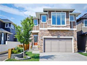 Detached Evanston Real Estate listing at 293 Evanspark Gd Nw, Calgary MLS® C4132663