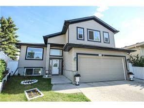 Detached Castleridge real estate listing Calgary