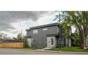 West Hillhurst Real Estate: Attached Calgary