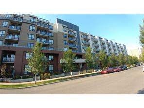 #422 955 Mcpherson RD Ne, Calgary Bridgeland/Riverside Apartment Real Estate: