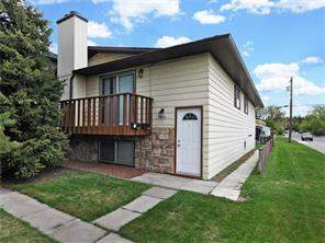 Attached West Hillhurst real estate listing Calgary Homes for sale