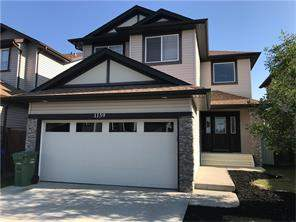 1139 Prairie Springs Hl Sw, Airdrie Prairie Springs Detached Real Estate: