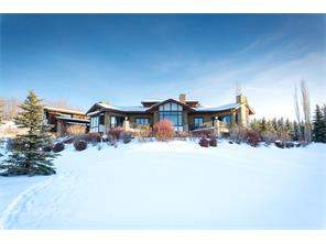 Detached Springbank Real Estate listing at 25154 Escarpment Ridge Vw, Rural Rocky View County MLS® C4133481