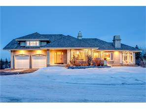 Detached Springbank listing in Rural Rocky View County