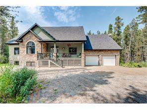 Detached None real estate listing Bragg Creek