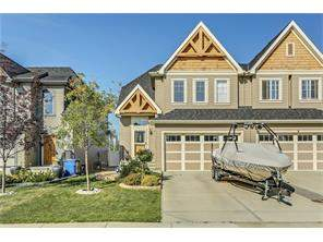 Rainbow Falls Chestermere Attached Homes for Sale