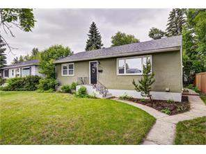 Detached Hounsfield Heights/Briar Hill real estate listing Calgary