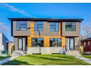 2438 32 ST Sw, Calgary, Attached homes