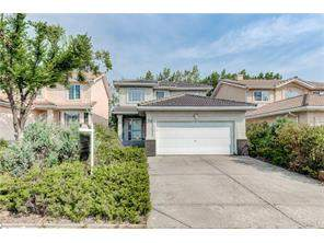 Detached Hamptons real estate listing Calgary