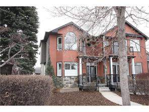 Attached West Hillhurst listing in Calgary