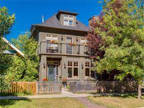 Detached Hillhurst Real Estate listing at 327 10a ST Nw, Calgary MLS® C4133826