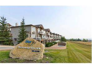 Rocky Ridge #8 145 Rockyledge Vw Nw, Calgary, Rocky Ridge Attached Real Estate: