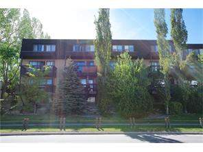#4 3519 49 ST Nw, Calgary, Varsity Apartment Real Estate: