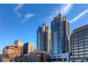 #902 910 5 AV Sw, Calgary, Downtown Commercial Core Apartment Real Estate: