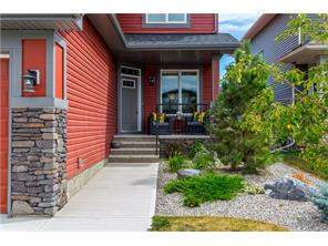 Detached Cimarron Springs real estate listing Okotoks