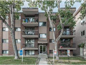 Sunalta Apartment Sunalta Real Estate listing at #405 1829 11 AV Sw, Calgary MLS® C4133962