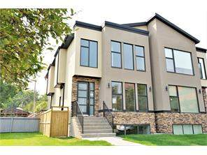 Crescent Heights 119 10 AV Ne, Calgary Crescent Heights Attached Real Estate: