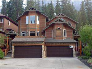 Quarry Pines Canmore Attached