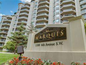Apartment Downtown West End real estate listing Calgary Homes for sale