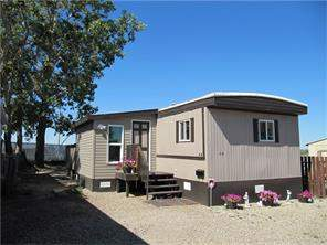 Strathmore Westpark Village Real Estate: Mobile home Strathmore