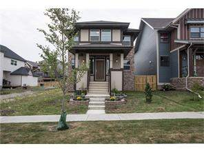 95 Masters AV Se, Calgary, Mahogany Detached Real Estate:
