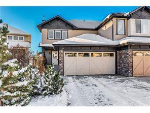 Cougar Ridge Real Estate: Attached home Calgary