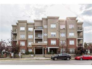 Apartment Sunalta Calgary real estate