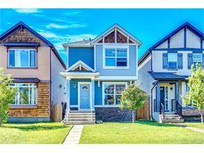 209 Autumn Gr Se, Calgary, Auburn Bay Detached Real Estate: