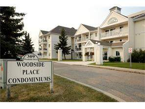 #209 309 Woodside DR Nw, Airdrie, Woodside Apartment Homes For Sale Homes for sale