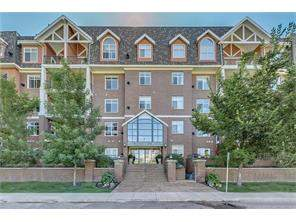 Apartment Erlton Real Estate listing #401 59 22 AV Sw Calgary MLS® C4135131