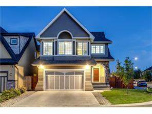 Detached Mahogany real estate listing Calgary