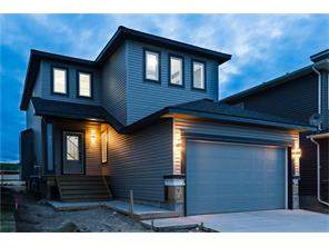 Bayview Airdrie Detached Homes for Sale