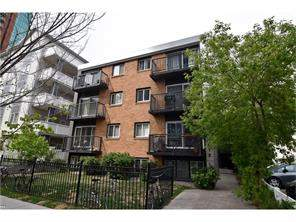 Calgary Beltline Real Estate: Apartment home Calgary