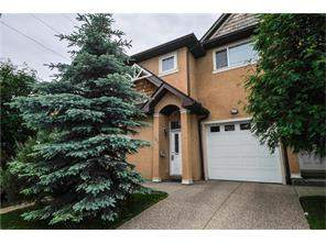149 23 AV Nw, Calgary, Tuxedo Park Attached Homes