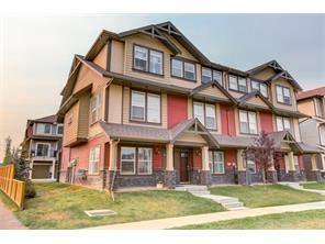 #101 280 Williamstown CL Nw, Airdrie, Williamstown Attached Real Estate