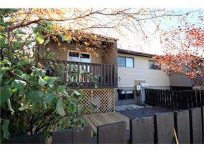 #3 604 First ST E, Cochrane, East End Attached Real Estate