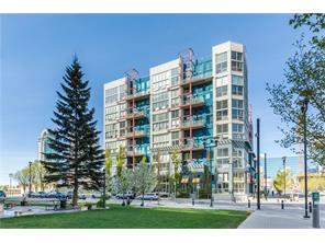 Downtown East Village Apartment Downtown East Village real estate listing Calgary condominiums
