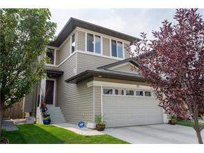 Detached Tuscany real estate listing Calgary