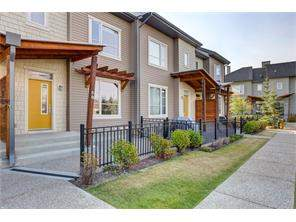 Chaparral Real Estate, Attached home Calgary