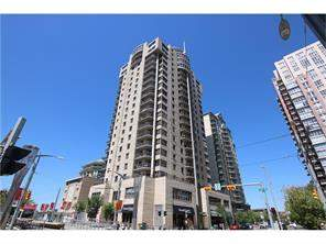 Apartment Downtown West End real estate listing Calgary
