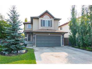 Detached Chaparral real estate listing Calgary