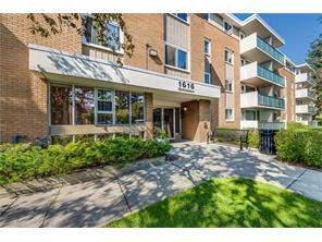 #422 1616 8 AV Nw, Calgary, Hounsfield Heights/Briar Hill Apartment Homes For Sale