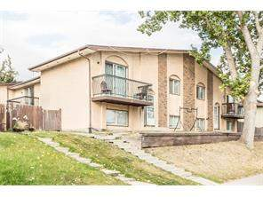Attached Pineridge real estate listing Calgary