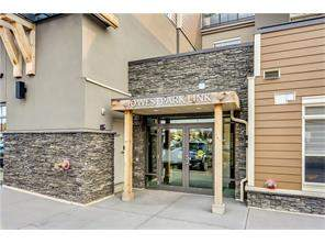 #315 10 Westpark Li Sw, Calgary, West Springs Apartment Real Estate: