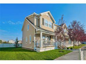 Attached Country Hills Village real estate listing Calgary