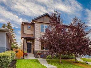 Rosscarrock Real Estate: Attached home Calgary