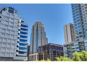 Downtown Commercial Core Calgary Apartment Homes for Sale