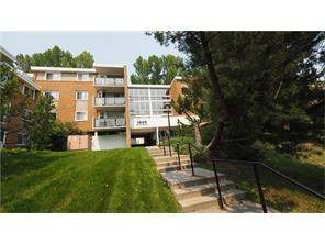 #453 1620 8 AV Nw, Calgary, Hounsfield Heights/Briar Hill Apartment Homes For Sale